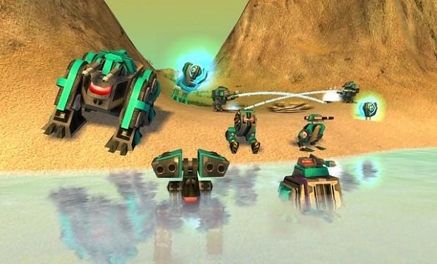 Amph Bots Lineup