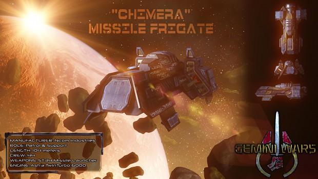Alliance Missile Frigate