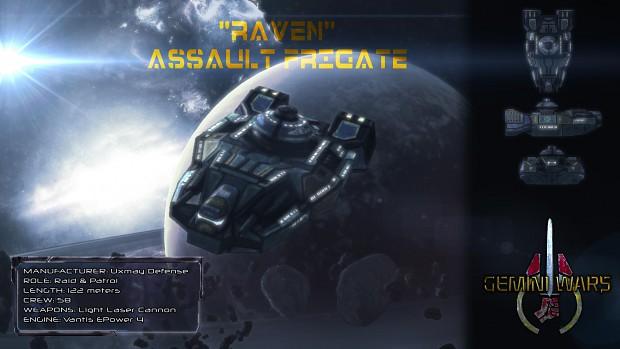 Alliance Assault Frigate