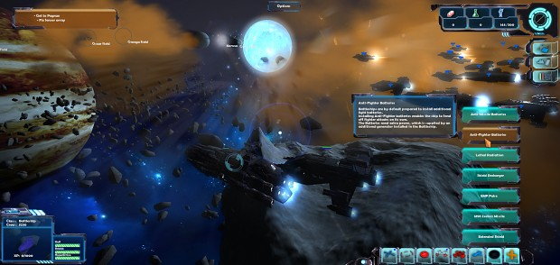 Battleship Modules