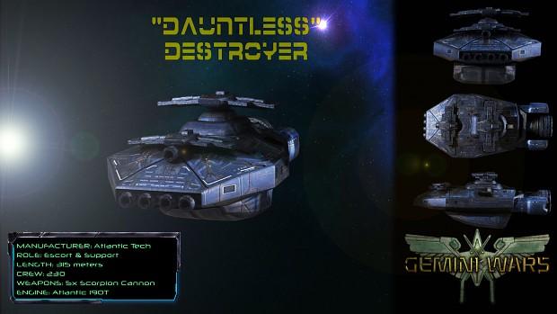 USF Destroyer