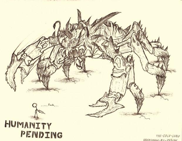 Humanity Pending Work Concept Set #1