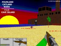 PL CL WARS 4 CAVE ISLAND