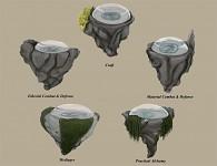 Series Stones Concept