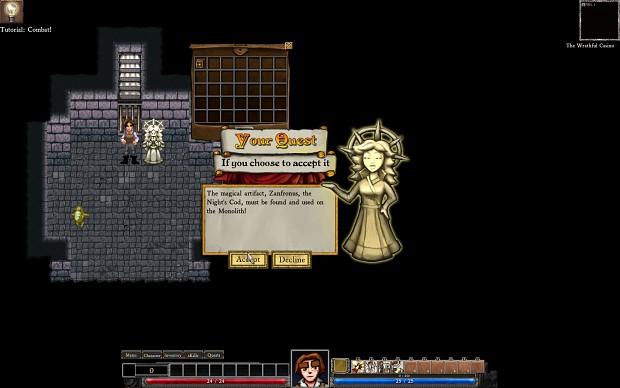 Dungeons of Dredmor beta 0.90 screenshots