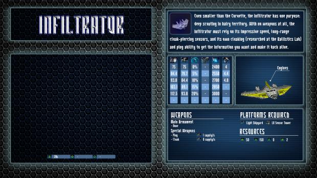 Terran Ship Cards