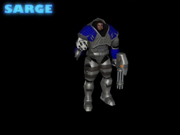"The ""Sarge"" - Imperial heroe"
