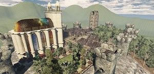 Medieval planet