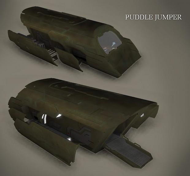 Puddle Jumper Image Stargate Atlantis Adventures Mod Db
