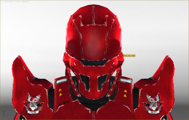 Hardsuit Headshot
