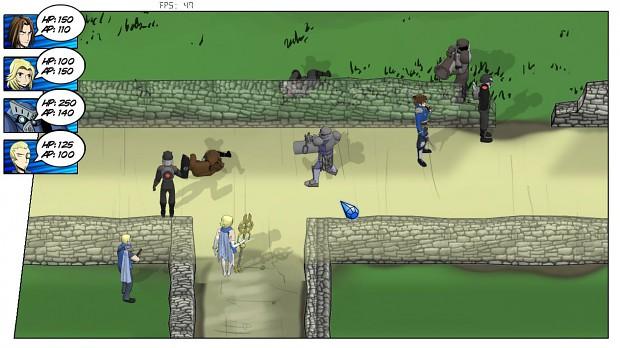 Velisia Gameplay Images