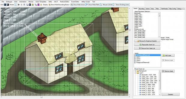 Velisia - Game Editor
