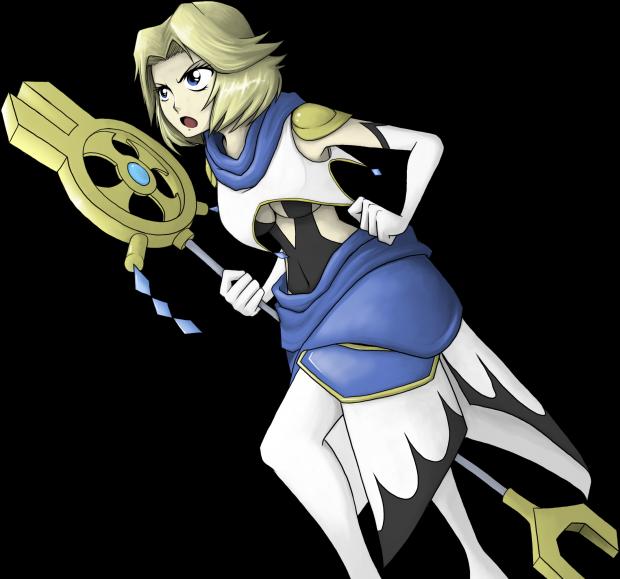 Hero Reworks - Game Art