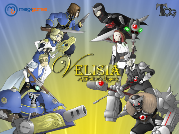 Velisia Wallpapers