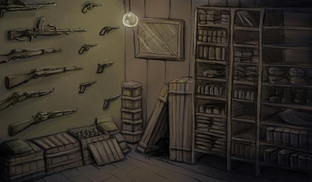 War Supply Room