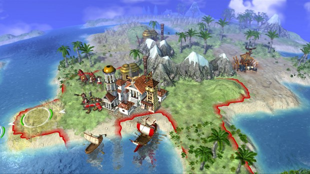 Xbox 360 Version screenshot