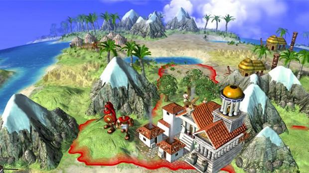 Xbox 360 Version screenshot