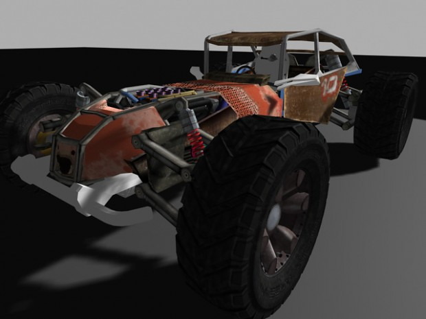 StuntCarOnline - The New Car ( umm... day 5?)