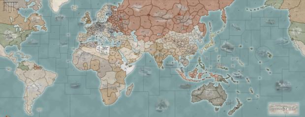 World At War map image - TripleA - Mod DB