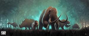 Animal Classes Concept Art