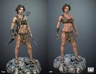 (Human) Female Archer Class