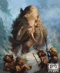 Mammoth Action Concept
