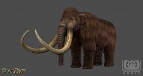 Stone Rage Mammoth