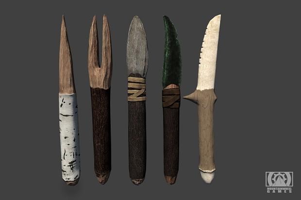 Neander Daggers