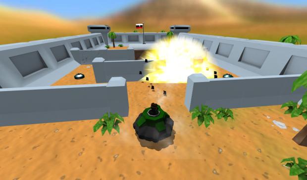 Super Hover Blast
