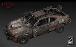 Scavenger Hotrod