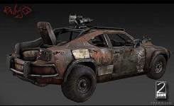 Scavenger Hotrod 2