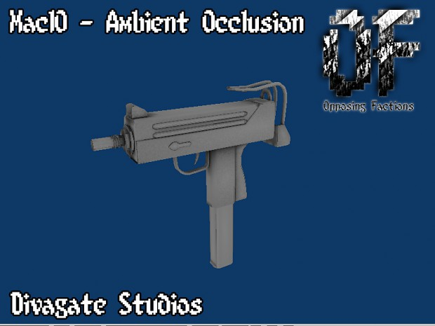 Mac 10 - Ambient Occlusion