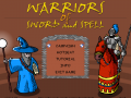 Warriors of Sword and Spell