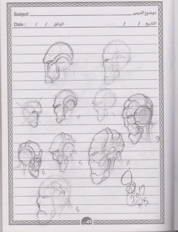 O9 head concepts