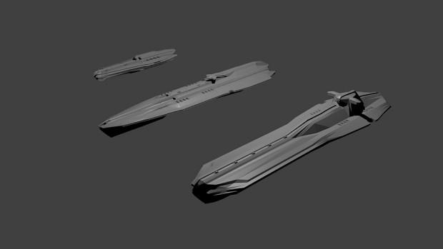 HORIZON UPDATE!!! new ships