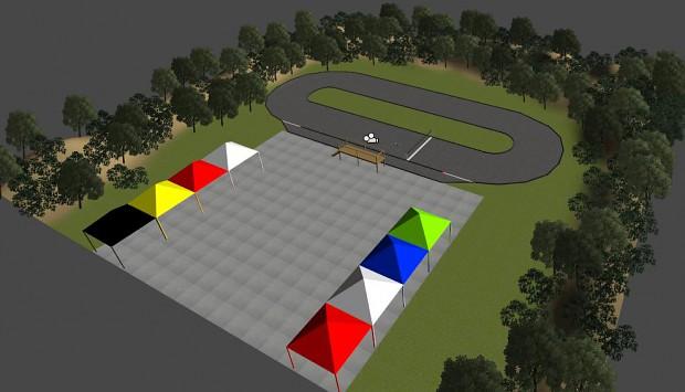 Frazier Speedway Update 2