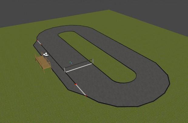 Frazier Speedway Update