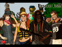 Rescue Us on iPhone, iPod or iPad!