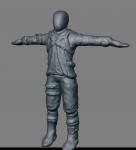 Character Sculpt 1