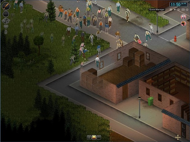 Project Zomboid Screens