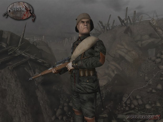 THE TRENCH SNIPER