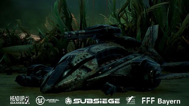 Subsiege Unit Wreck