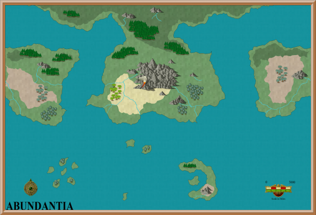 Updated Maps of Abundantia