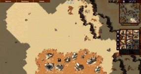 Dune 2000 in-game