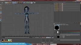 Yumi 3D model
