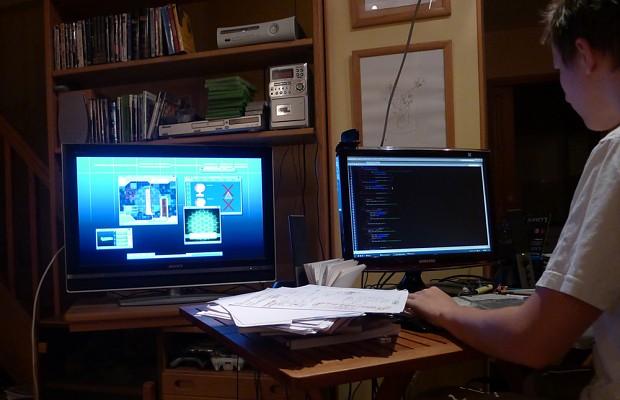 Dual Screen love IFSCL