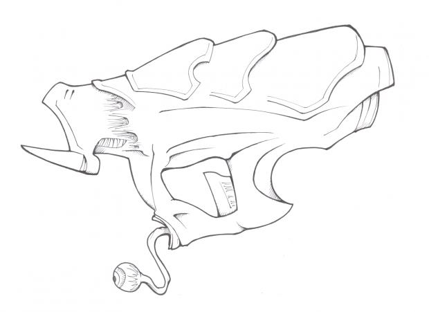 Klamtos Weapon: Basic Gun