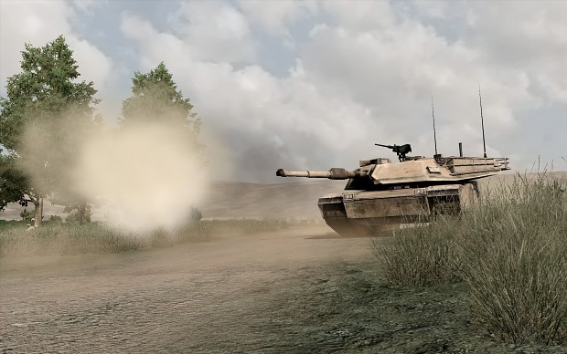 MBT firing