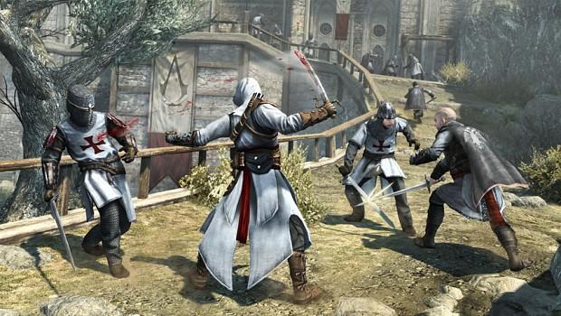 Altaïr, Gamescom screenshot