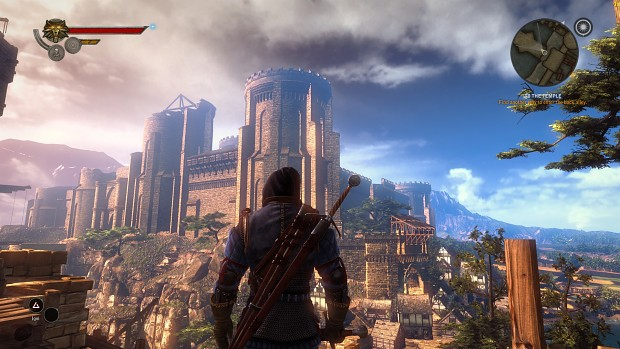 Witcher 2 screenshots